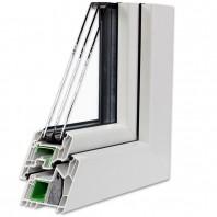 Fenêtres PVC ENERGO, Triple vitrage