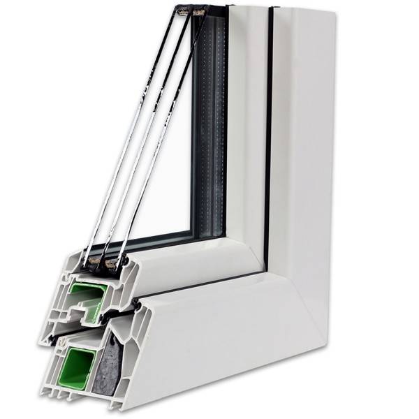Fen tres pvc fenetres pvc renovation fenetres pvc triple for Fenetre pvc triple vitrage