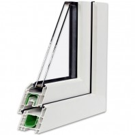 Fenêtres PVC OPTIMA, Double vitrage