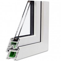 Fenêtres PVC PRESTIGE, Double vitrage